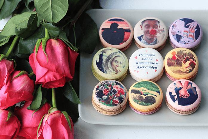Картинки по запросу пирожные в подарок