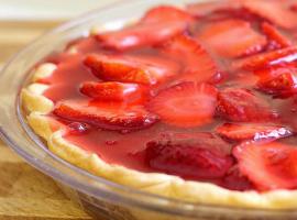 3 рецепта вкуснейших летних пирогов