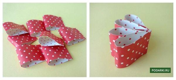 Как сделать ромашку из бумаги своими руками