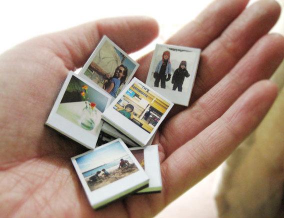 Подарок своими руками с фотками