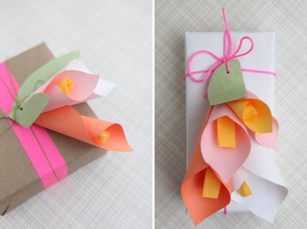 Цветок делать из бумаги своими руками