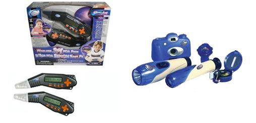 Подарки мальчикам на 8 лет