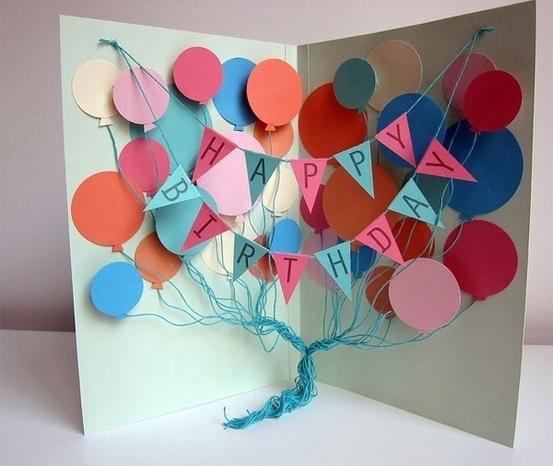 Подарки к дню рождения своими руками видео