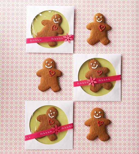 Печенье на рождество своими руками