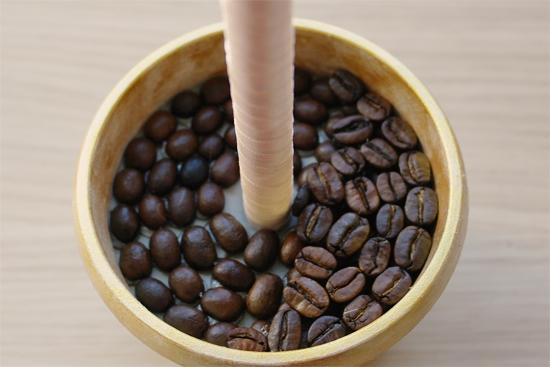 Топиарий из кофе своими руками