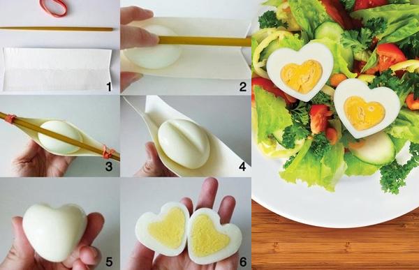 Вкусная любовь. Готовим любимому романтичный завтрак - Идеи / фотоуроки - HappyShurik.ru