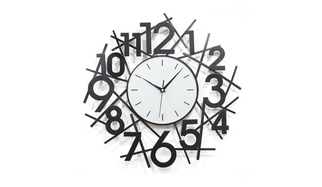 Настенные часы Магия цифр