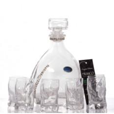 Подарочный набор для ликёра и водки Franko