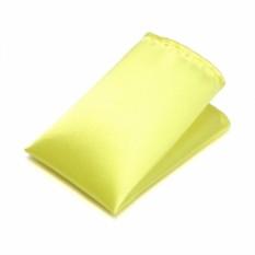 Нагрудный платок (лимонный)