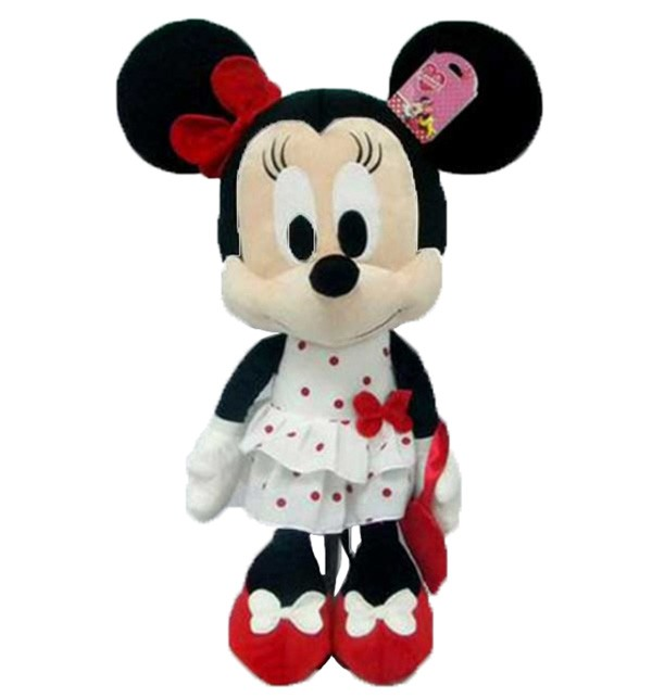 Мягкая игрушка Disney Минни Маус