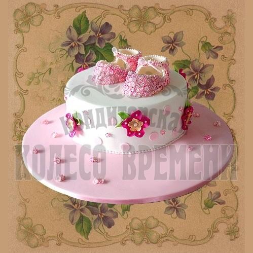 Торт «Нашей малышке»