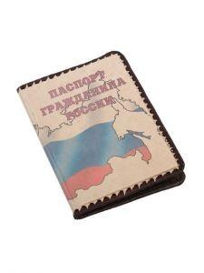 Обложка для паспорта Паспорт гражданина России