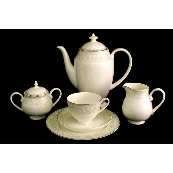 Чайный сервиз Белгравия из 21 предмета на 6 персон