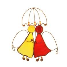 Интерьерная подвеска «Летящие Ангелы»