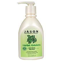Жидкое мыло для тела «Травы» Jason