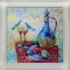 Картина с кристаллами Сваровски Романтический пикник