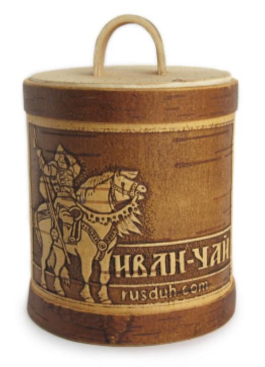 Чай Иван чай с ромашкой в туеске (120 гр.)
