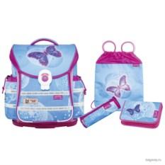 Голубой школьный ранец McNeill Ergo Light Plus