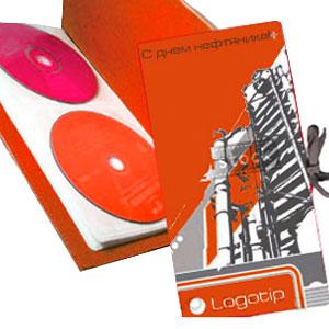 Альбом для CD