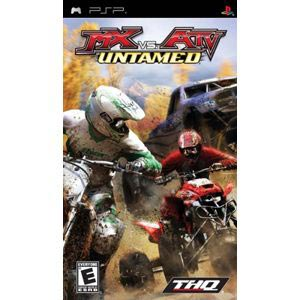Игра для Sony PSP: MX vs ATV Untamed