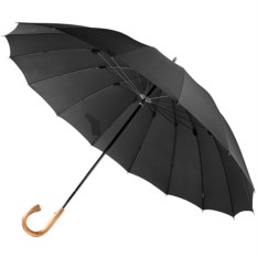 Черный зонт Big Boss