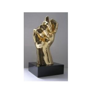 Скульптура «Денег нет»