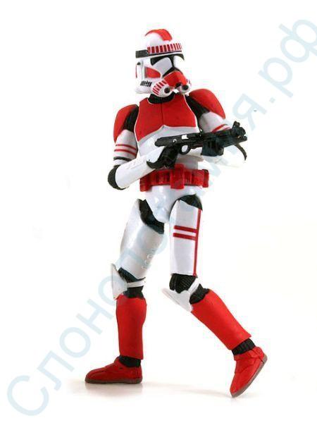 Фигурка Shock Trooper, Hasbro