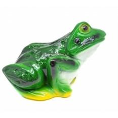Керамическая копилка Лягушка