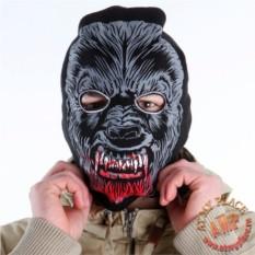 Сноубордическая шапка-маска Werewolf