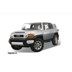 Модель машины Welly 1:34-39 Toyota FJ Cruiser