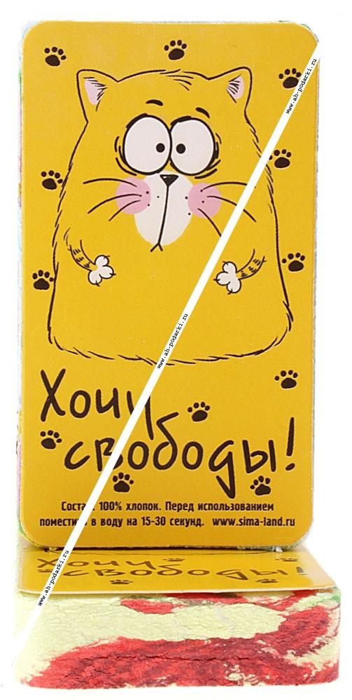 Полотенце Йошкин кот
