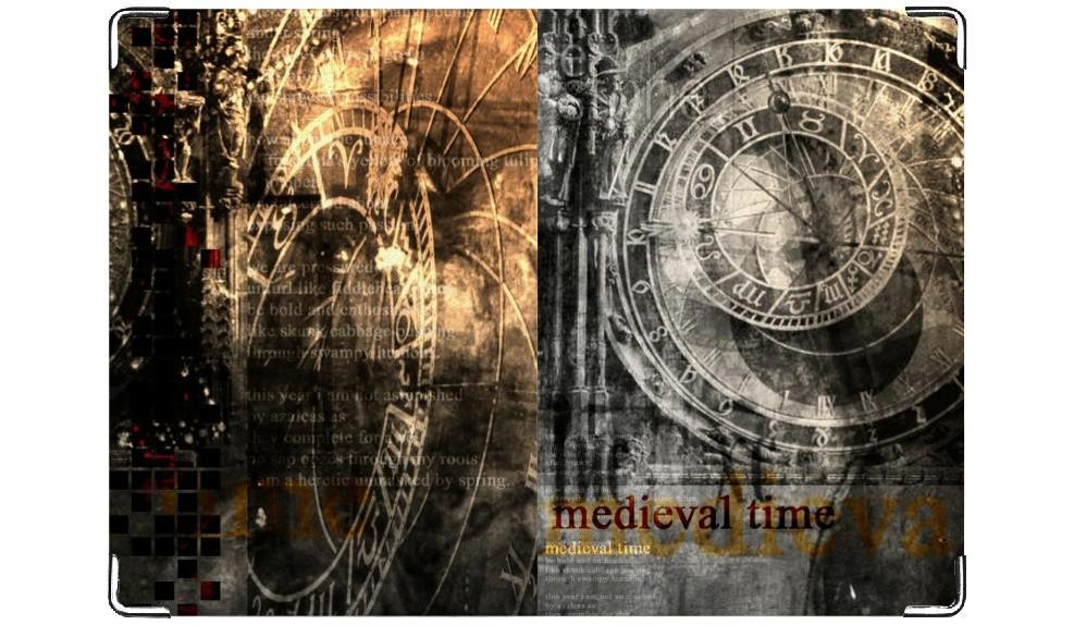 Обложка на паспорт Средневековье