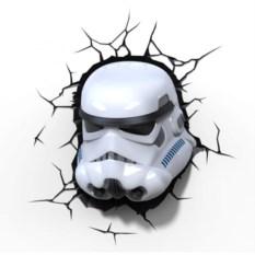 3D светильник Star Wars Штурмовик