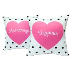 Подушки для влюбленных