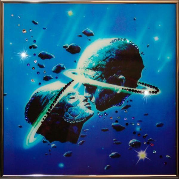 Картина Космическая любовь