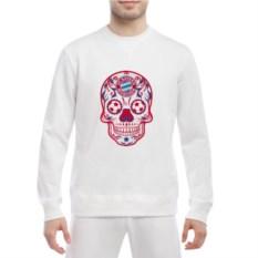 Мужской свитшот Bayern Мексиканский череп