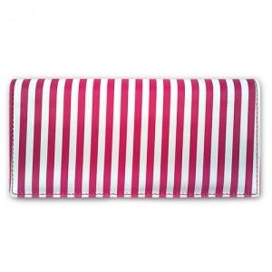 Кошелек Thin stripes, розовый