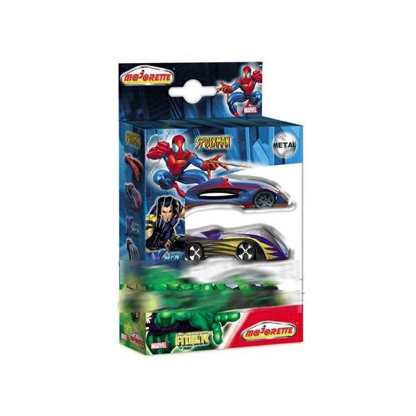 Машинка Marvel
