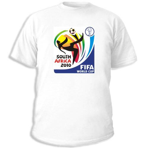 Футболка FIFAfrica