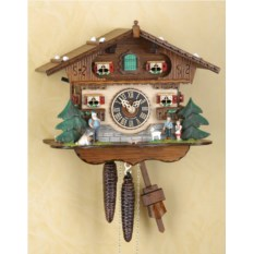 Механические настенные часы с кукушкой Trenkle
