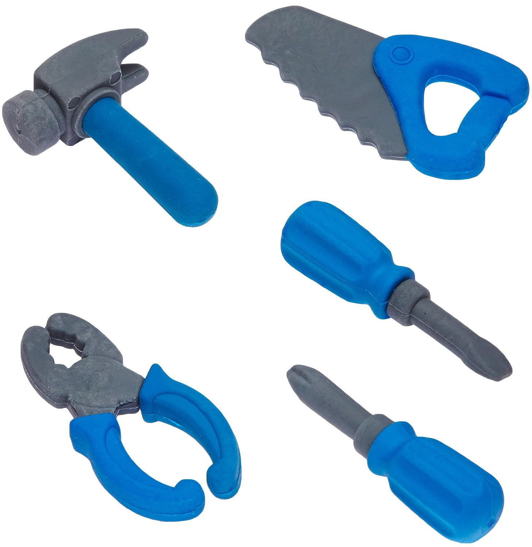 Набор ластиков «Инструменты»