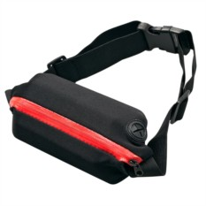 Красная поясная сумка Taskin