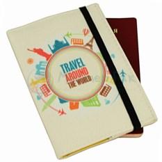 Обложка для паспорта Travel Around