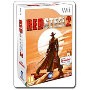 Комплект: игра Red Steel 2 + Wii Motion Plus