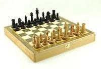 Шахматы турнирные из бука