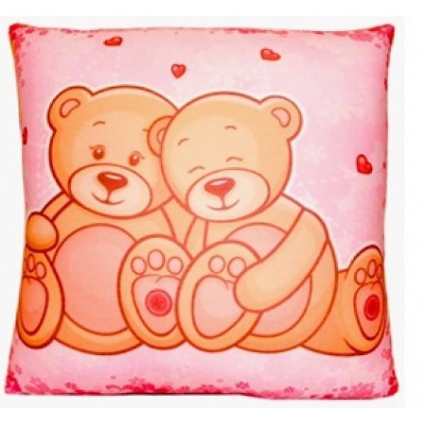 Подушка антистресс Влюбленные мишки