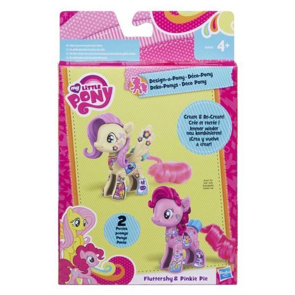 Игровой набор MY LITTLE PONY Создай свою пони