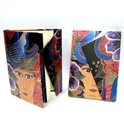 Блокнот из серии «Женское начало» - «Девушка Бали»