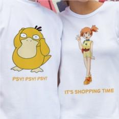 Парные футболки «Мисти и Псайдак»