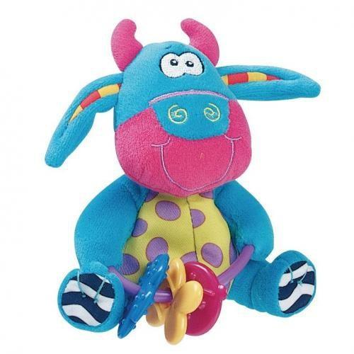 Мягкая игрушка Zany zoo Буренка